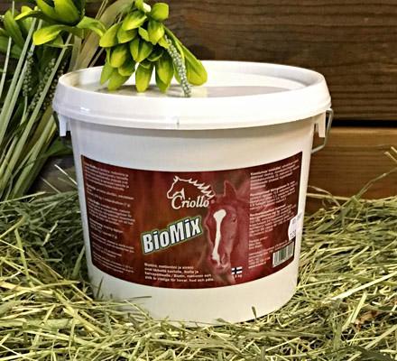 BioMix 1,5 kg - kavioille, jouhille, iholle, karvalle