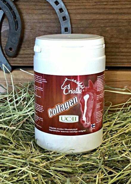 Collagen 550 g, sisältää UC-II-kollageenia - UUTUUS nivelille