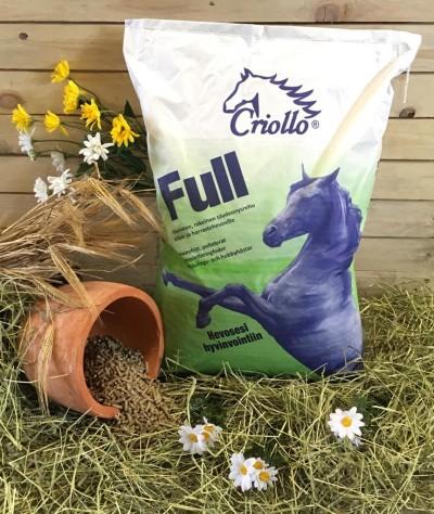 Criollo Full - Kauraton täysrehu 20 kg