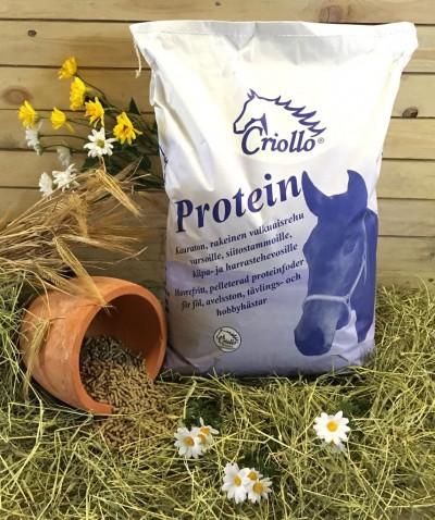 Criollo Protein - Valkuaisrehu 20 kg ERÄ -30%!!! Parasta ennen 12.2.21