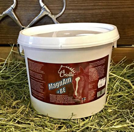 MagnAm+BE 2 kg - rauhoittaa - lihaksille